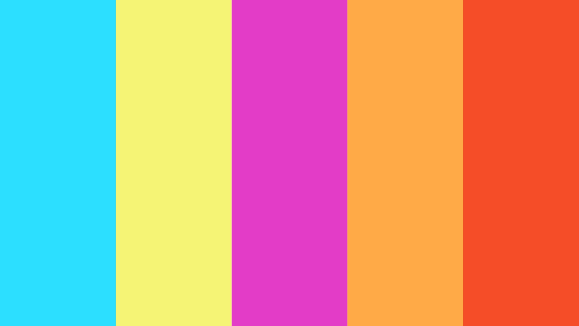 Fun Color Scheme Blue Schemecolor Com