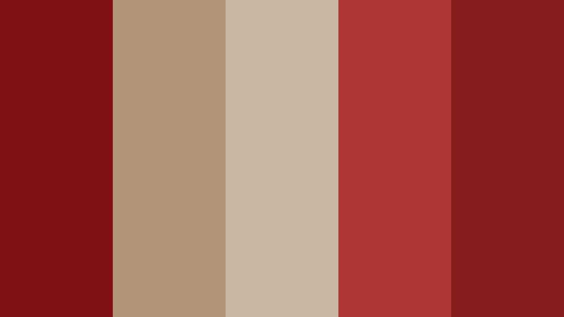 Red Vintage Color Scheme Brown Schemecolor Com