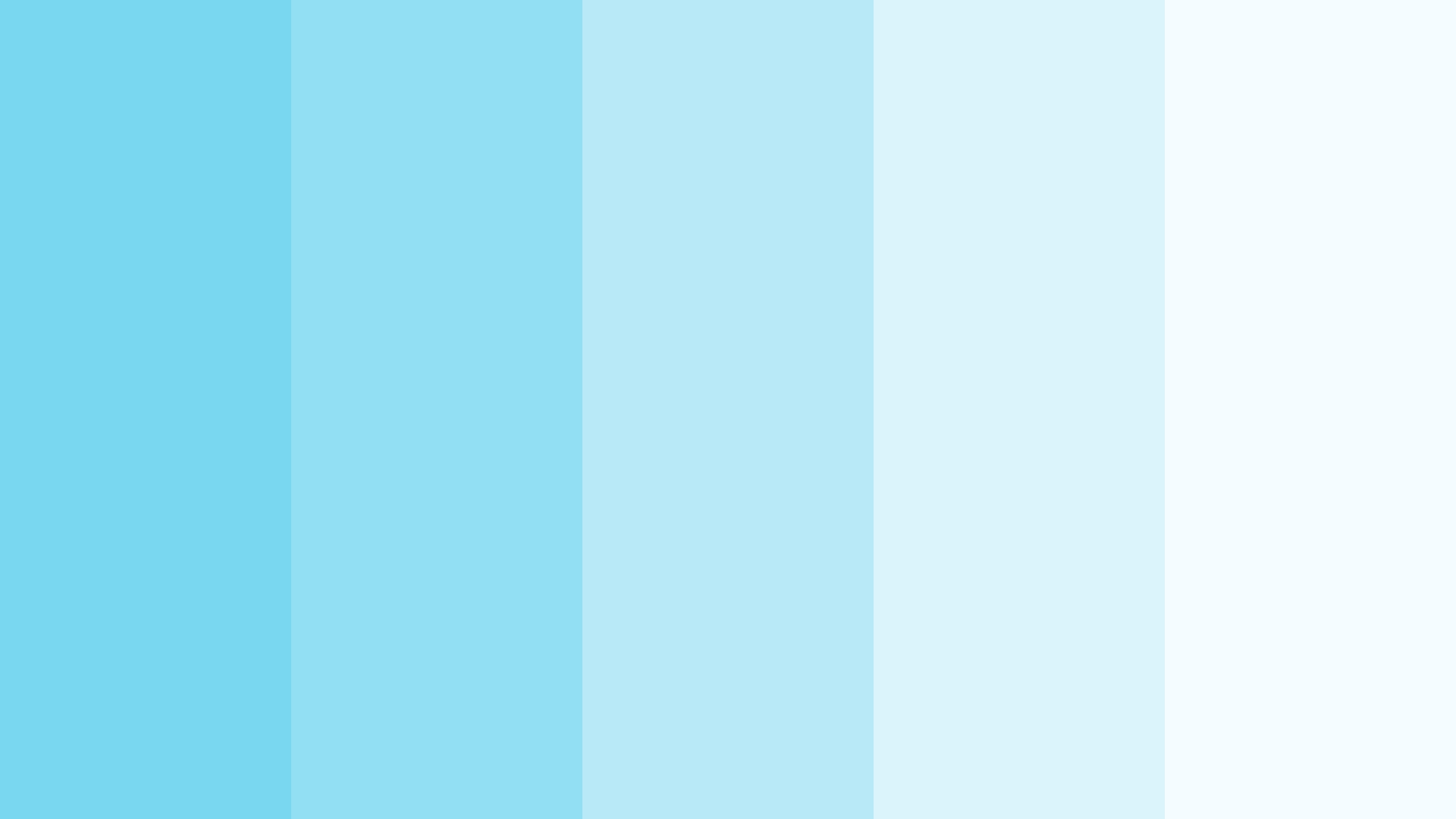 Light Blue Grant Color Scheme