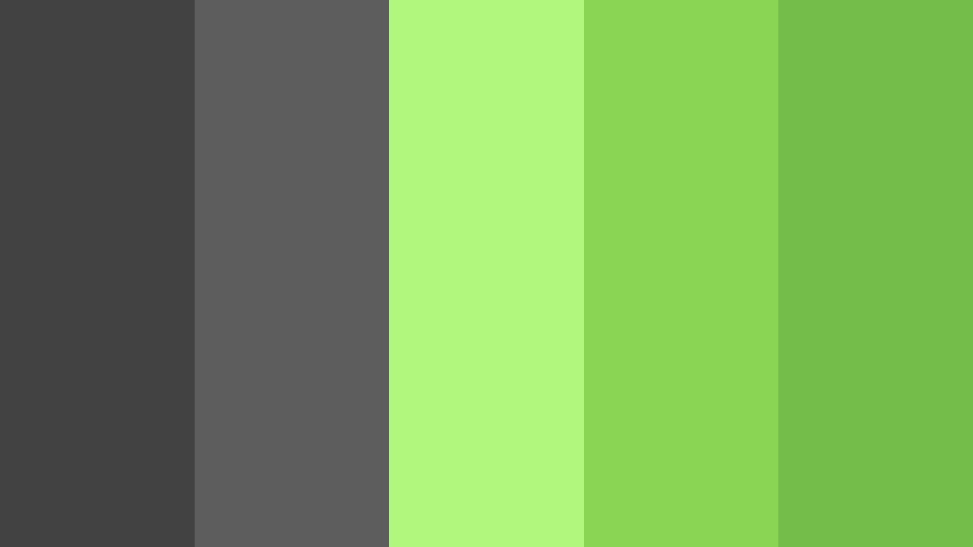 Smooth Green Gray Color Scheme Gray Schemecolor Com