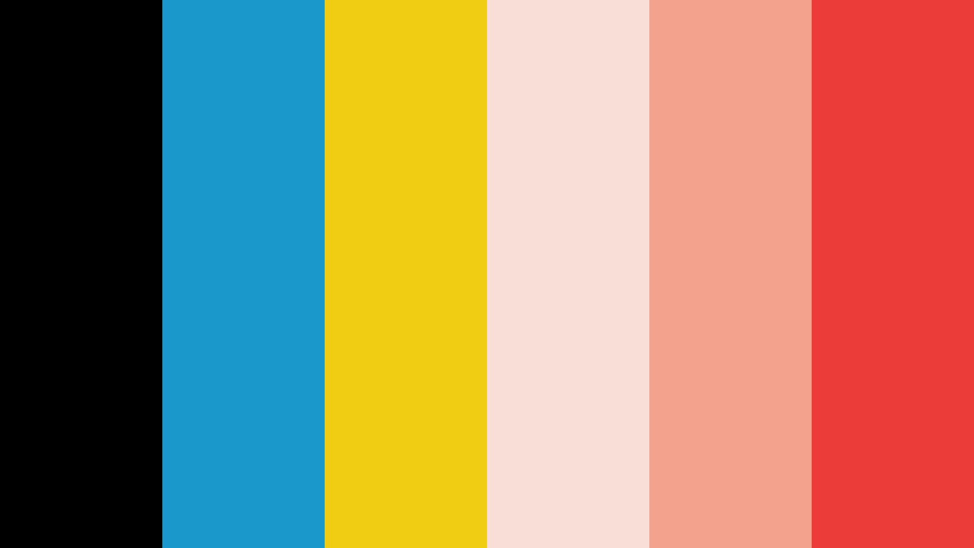 New Pop Art Color Scheme Black Schemecolor Com