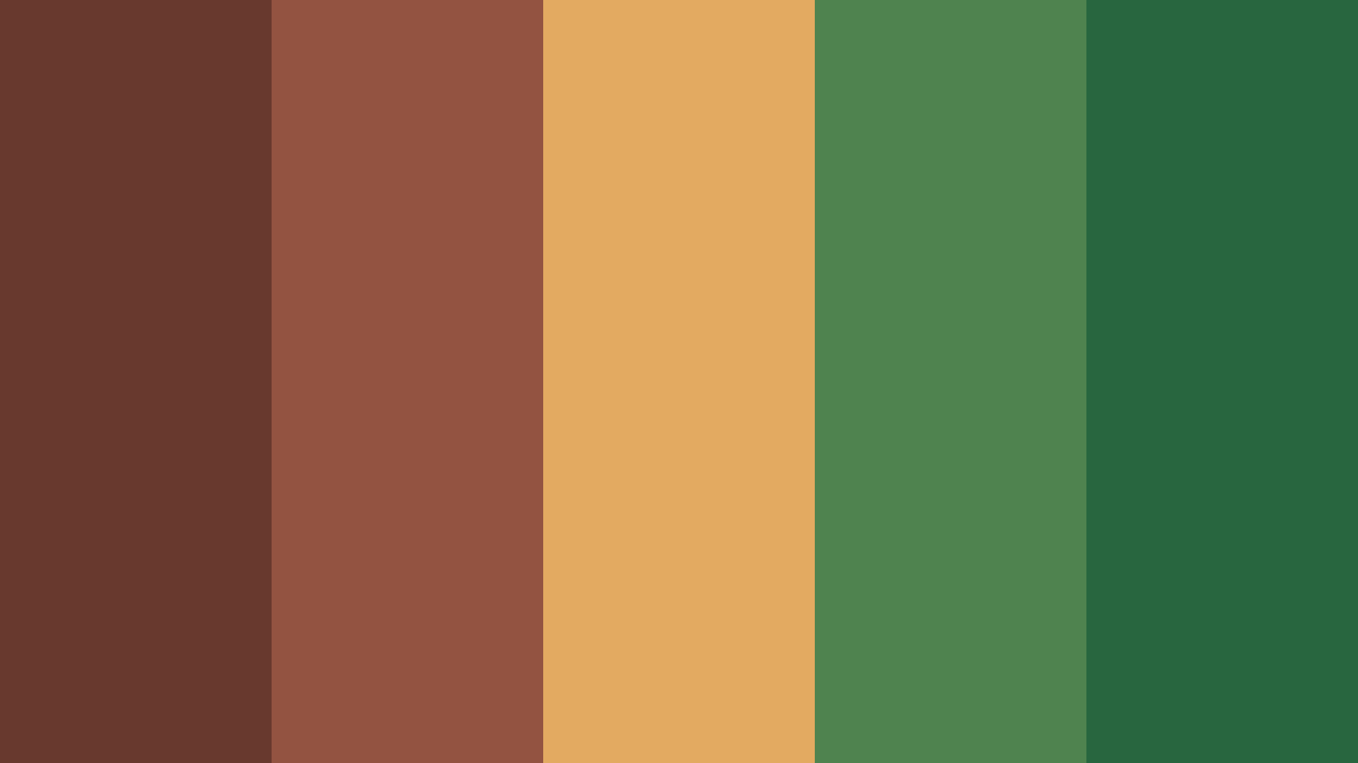 True Earthy Tones Color Scheme Brown Schemecolor Com