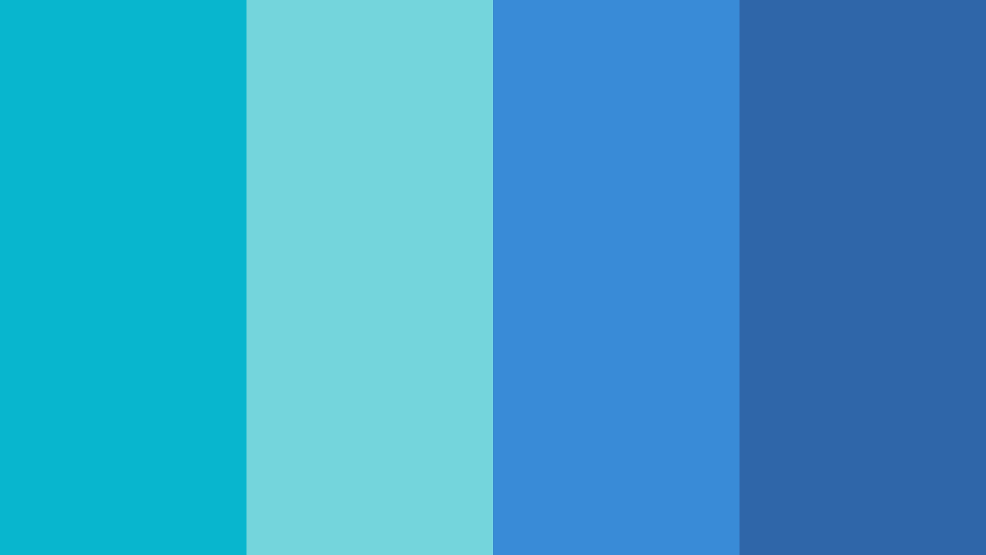 Cool Blue Color Scheme Blue Schemecolor Com