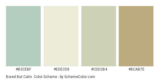 bored but calm color scheme gray schemecolor com