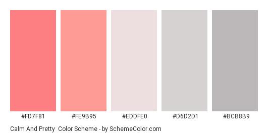 calm and pretty color scheme gray schemecolor com