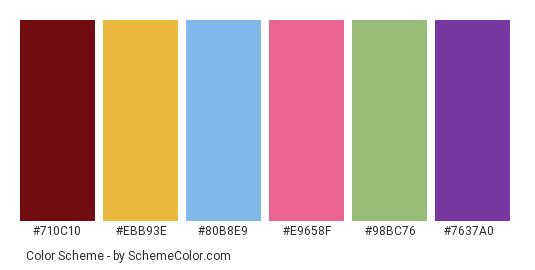 color chalk color scheme image schemecolor com
