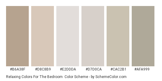 Relaxing Colors For The Bedroom Color Scheme » Gray ...