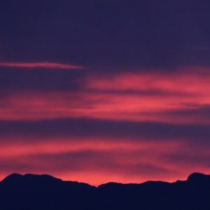 2-Color Sunset