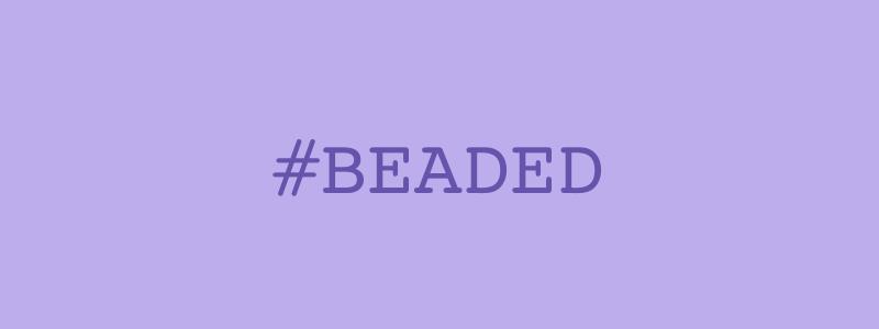 #BEADED hexadecimal color code