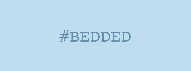 #BEDDED hexadecimal color code