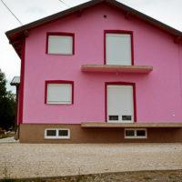 Barbie house colors combinations