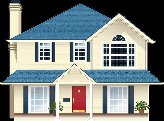 Cream Blue Residence