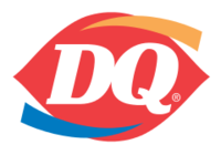 Dairy Queen Logo logo with colors