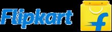 Flipkart logo colors