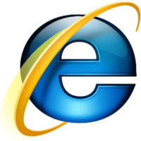Internet Explorer 7 – 8 - Logo colors