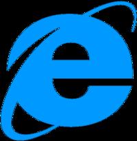 Microsoft Internet Explorer 4-5 Logo icon