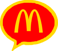 McDonald's Logo 1997–2000 is here
