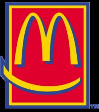 McDonald's Logo 2000–2003