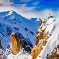 Mountains tones