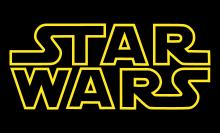 Star Wars Yellow and black logo