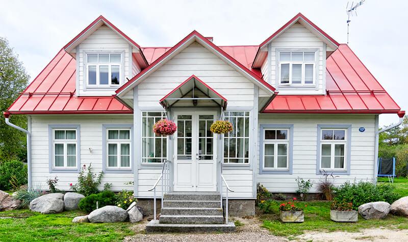 Urban Family House
