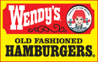 Wendy's Logo 1978–1983 colors
