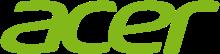 Acer official brand logo