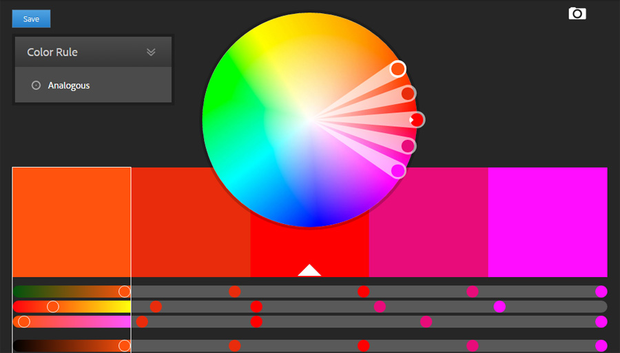 adobe-color-tool-screenshort-schemecolor
