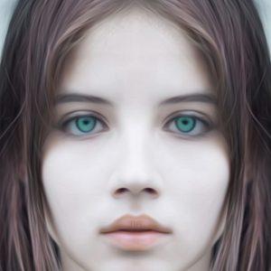 Aquamarine Eyes
