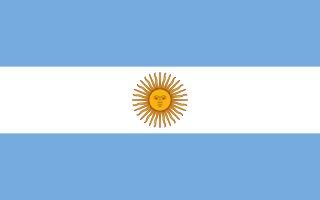 Argentina Flag Rgb