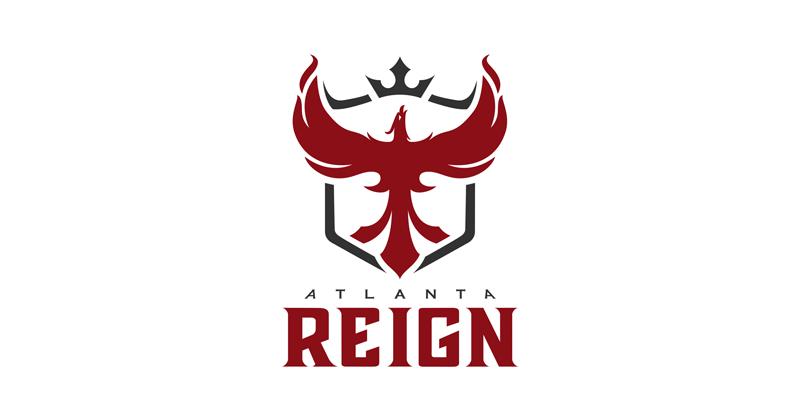 Atlanta Reign (OWL) Logo