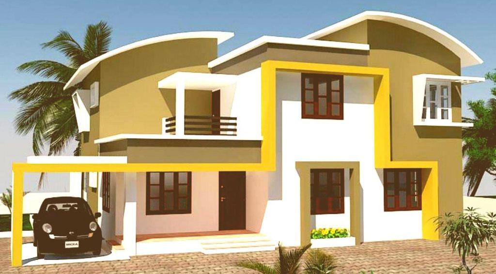 Attractive Home Colour Color Scheme House Exterior Schemecolor Com