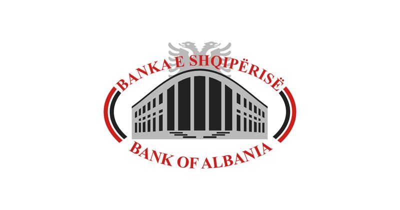 Bank of Albania Logo