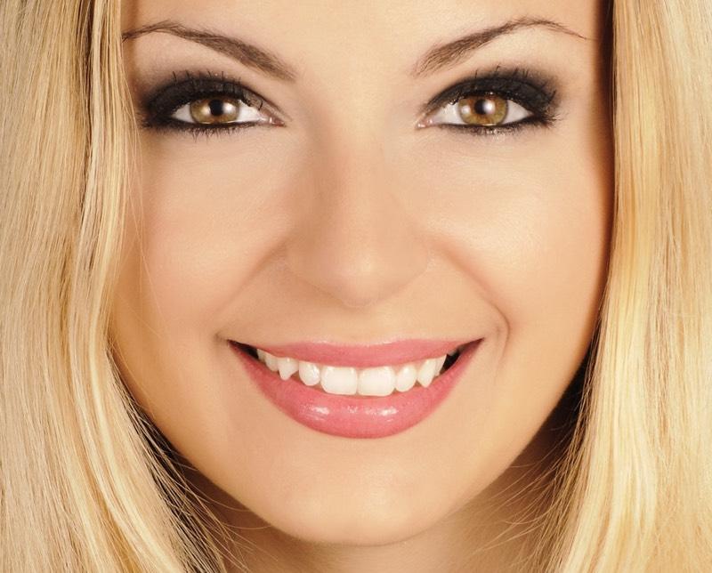 Beautiful Smiling Face