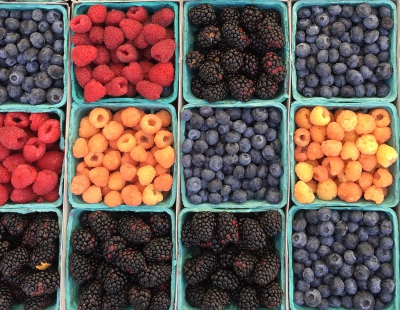 Berries and Berries