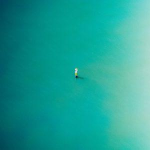 Blue-green Ocean Gradient