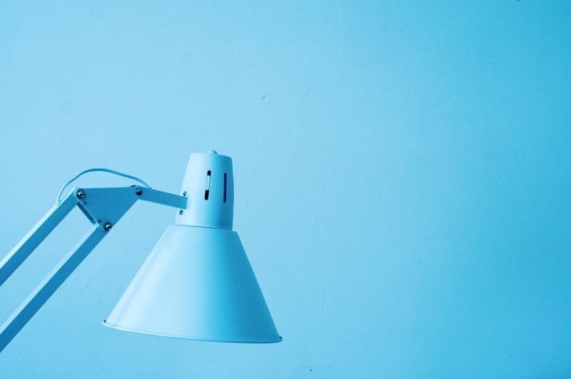 Blue Lamp of Longing