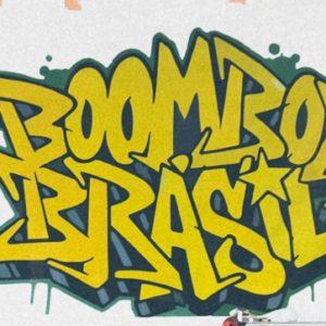 Boombox Brazil Graffiti