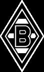 Borussia Mönchengladbach official black Logo