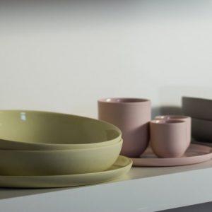 Bowls of Pastel
