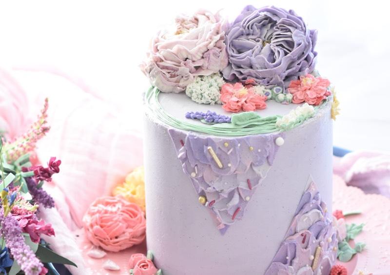 Cake for Birthday Girl