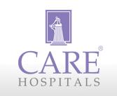 Care Hospitals Logo