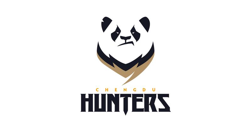 Chengdu Hunters (OWL) Logo