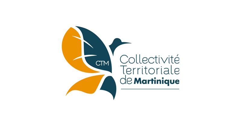 Collectivité territoriale de Martinique Logo