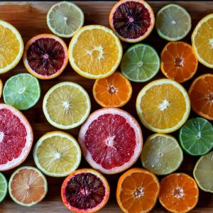 Colors of Citrus