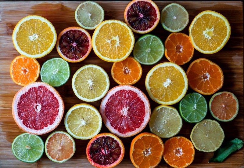 Colors of Citrus