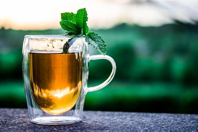 Cup Of Tea colors