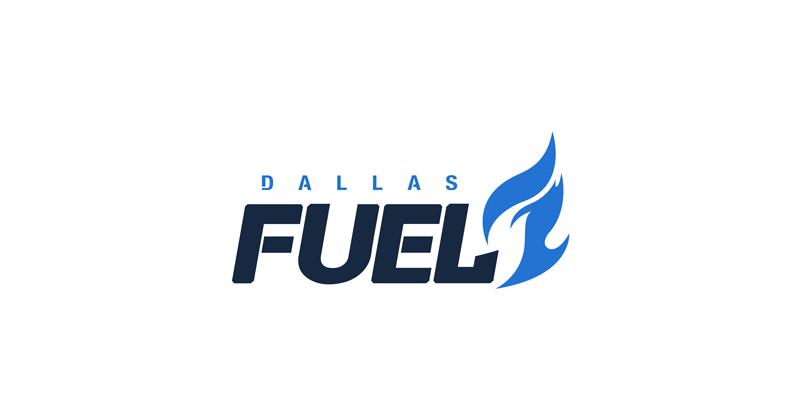 Dallas Fuel (OWL) Logo