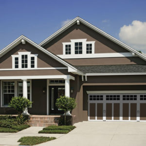 Dark Exterior Paint Colors