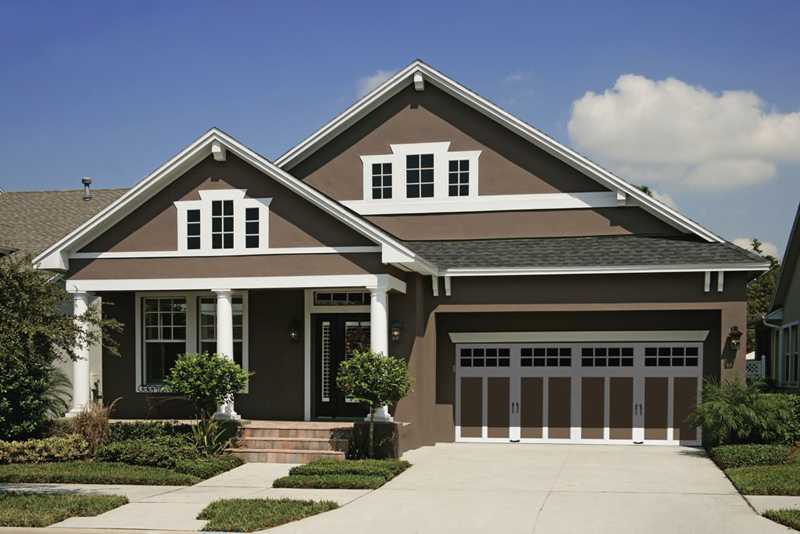 Dark Exterior Paint Color Scheme Idea Color Scheme » House ...